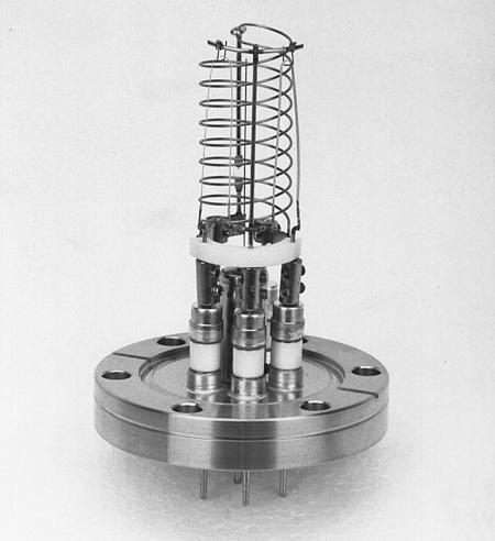 BA602 nude I2R Hot Cathode Bayard-Alpert IG | BeamTec