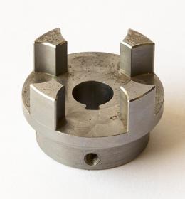 Pump Motor Coupling, Edwards Models E2M28, E2M30, 5/8